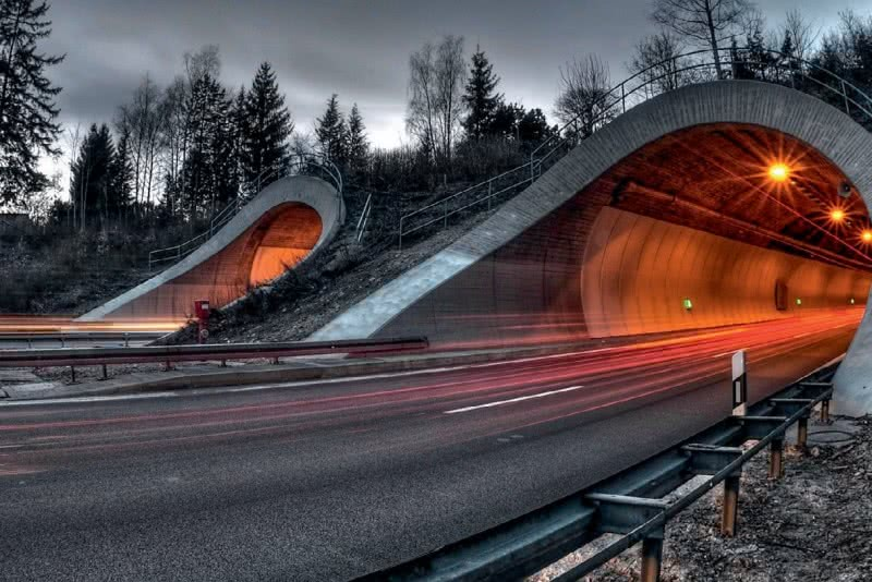 Zautomatyzowany Tunel Bezpieczeństwo Nadzór łączność I