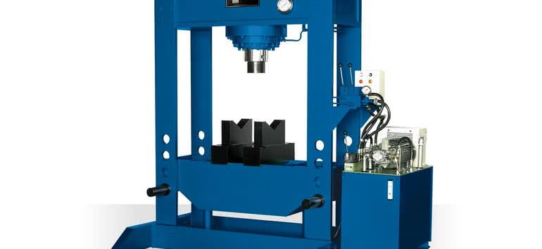 Chłodny Automatyczne prasy hydrauliczne to lepsza jakość wyrobów ZB02