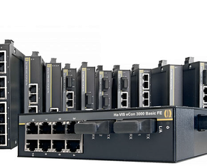 Switche ethernetowe HARTING Ha-VIS eCon