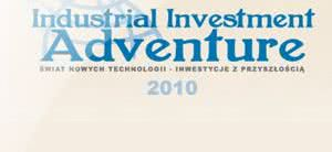 Industrial Investment Adventure 2010