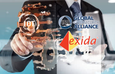 Exida w ISA Global Cybersecurity Alliance