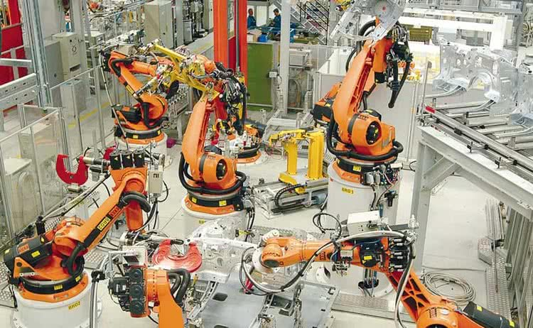 Rynek robotyki przemysłowej bez tajemnic