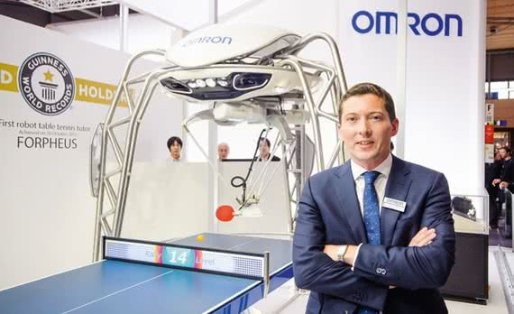 Rozmowa z Peterem Cusackiem, Strategic Marketing EMEA, Omron Electronics