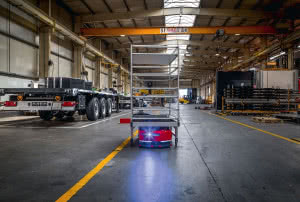 Autonomy@Work - Smart Intralogistics