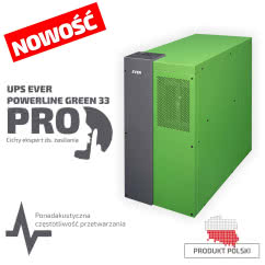 UPS EVER POWERLINE GREEN 33 PRO