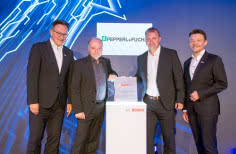 Firma Pepperl+Fuchs nagrodzona Bosch Global Supplier Award 2019