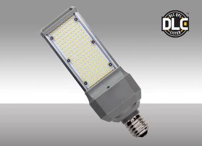 100 watowa lampa LED jako zamiennik lamp MH i HPS o mocy 400 W