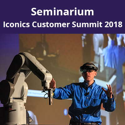 Seminarium Iconics Customer Summit 2018